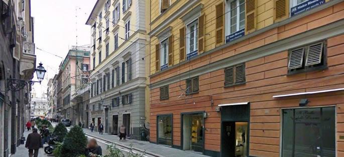 Centro Maico Genova via XXV aprile 16-3 primo-piano