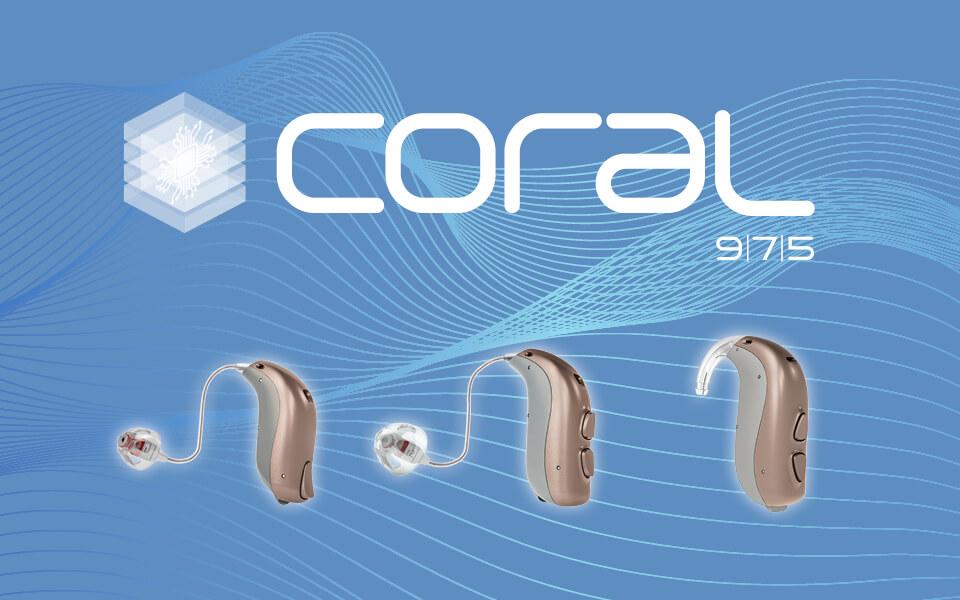 Coral per tutte le esigenze