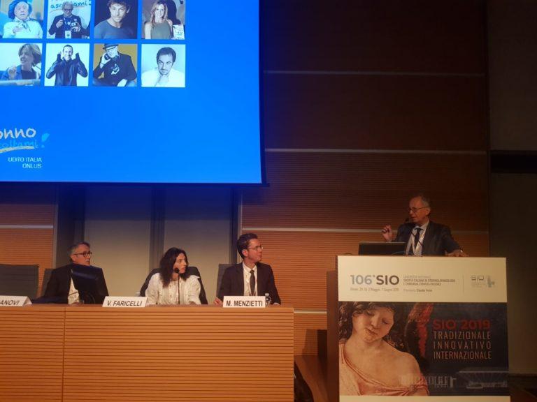 NonnoAscoltami conferenza SIO 2019 Rimini