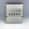 filtri t-cap per Endoauricolari CIC e IIC confezione